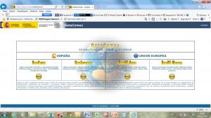 Datacomex