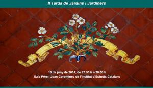 25- Jardins i jardiners